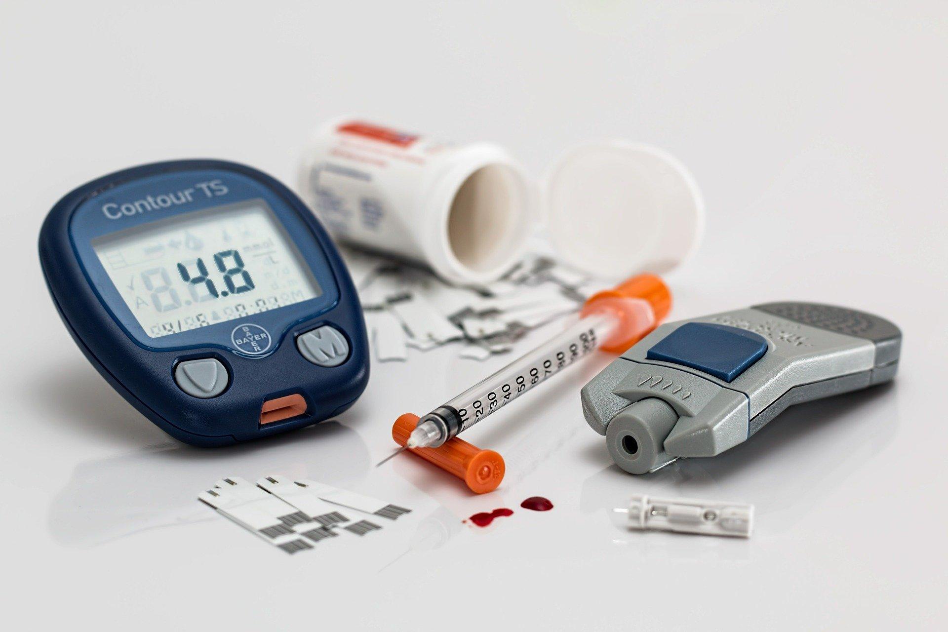 Diabetes Messgeräte